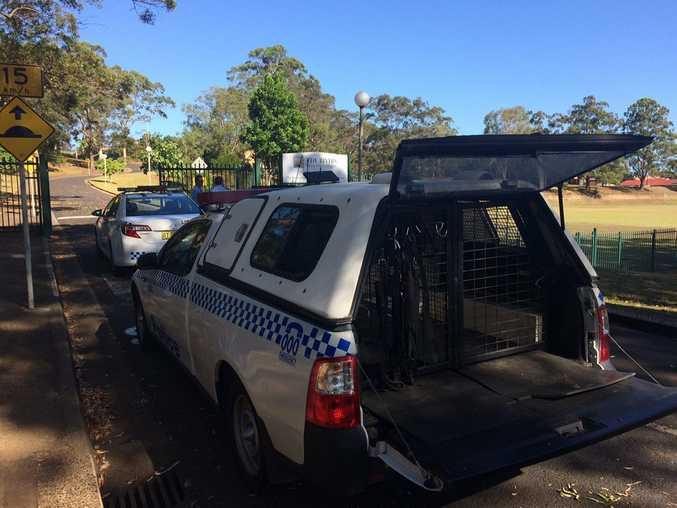 Police are patrolling Kadina High