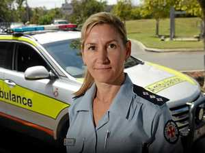 Serious crashes even take toll on paramedics