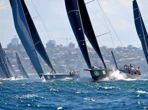 Coast sailors claim top-10 result at Hobart