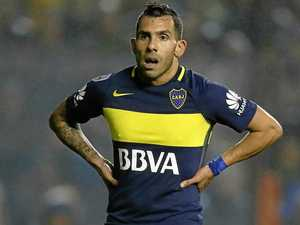 Tevez inks deal in China worth $1.05m ... a week