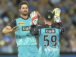 Heat star thrilled to play at sold-out Gabba