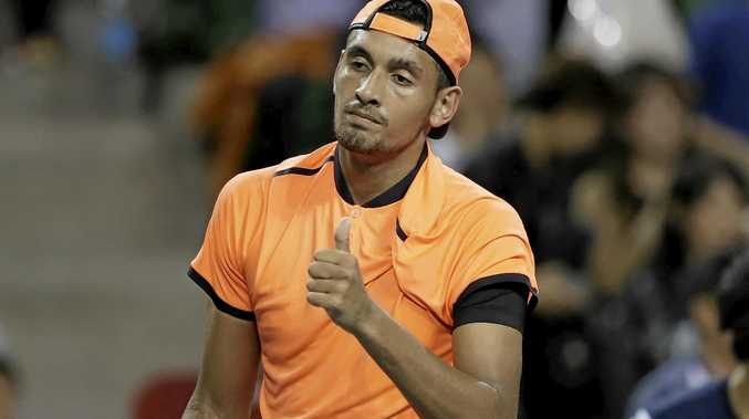 Australian Nick Kyrgios will return to action after serving a tour ban.