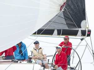 Coast sailing legend calls time after division win in Hobart