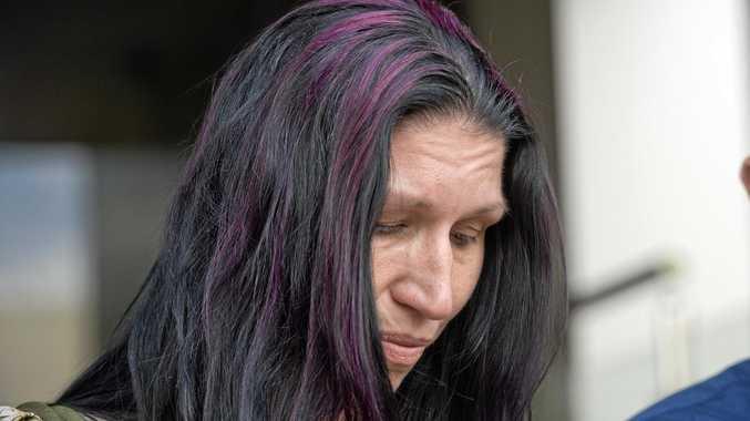 Alexis Jefferys mother Elana Jeffery. A four-woman and eight-men jury has found Robert Ian Trebeck guilty of the murder of Goondiwindi woman Alexis Jeffery.  Wednessday Nov 9, 2016.
