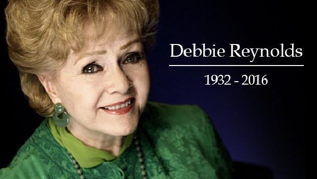 Debbie Reynolds... a remarkable life.