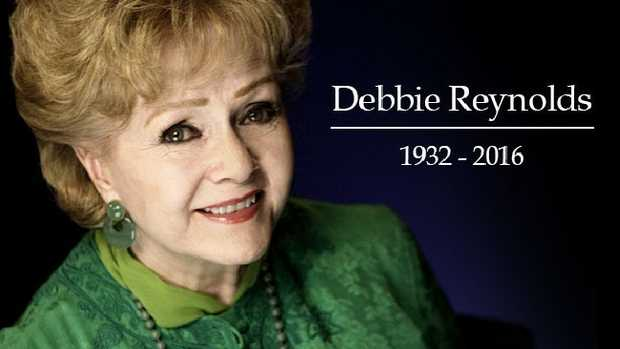 Debbie Reynolds... a remarkable life.