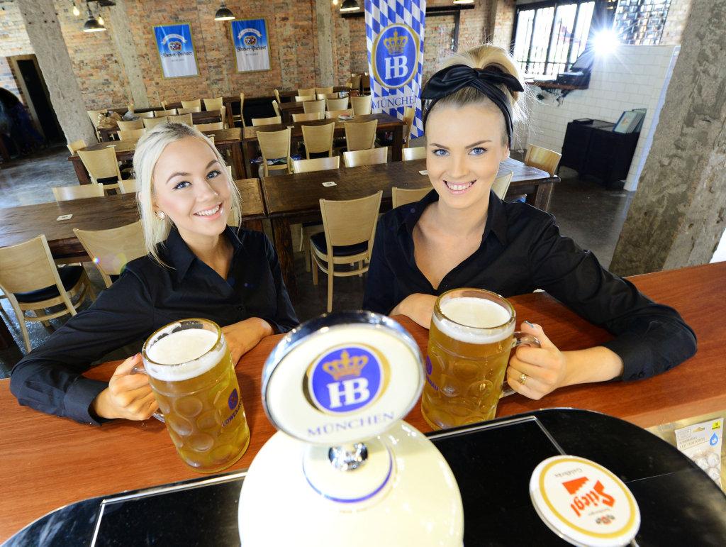 Heisenberg Haus is hosting Oktoberfest celebrations.