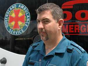 Paramedics pay a price saving lives on the roads