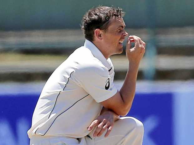 CALL-UP: NSW spinner Steve O' Keefe could replace Nathan Lyon for the Third Test against Pakistan in Sydney.