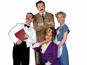 Check in to John Cleese's stage version of Fawlty Towers