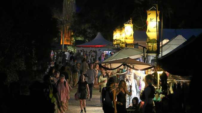 STREET SCENE: Woodford Folk Festival 2016.