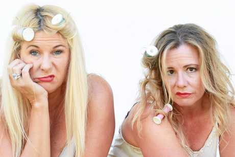 Comedians Mandy Nolan and  Ellen Briggs are brigning their new show Women Like Us to the Northern Rivers.