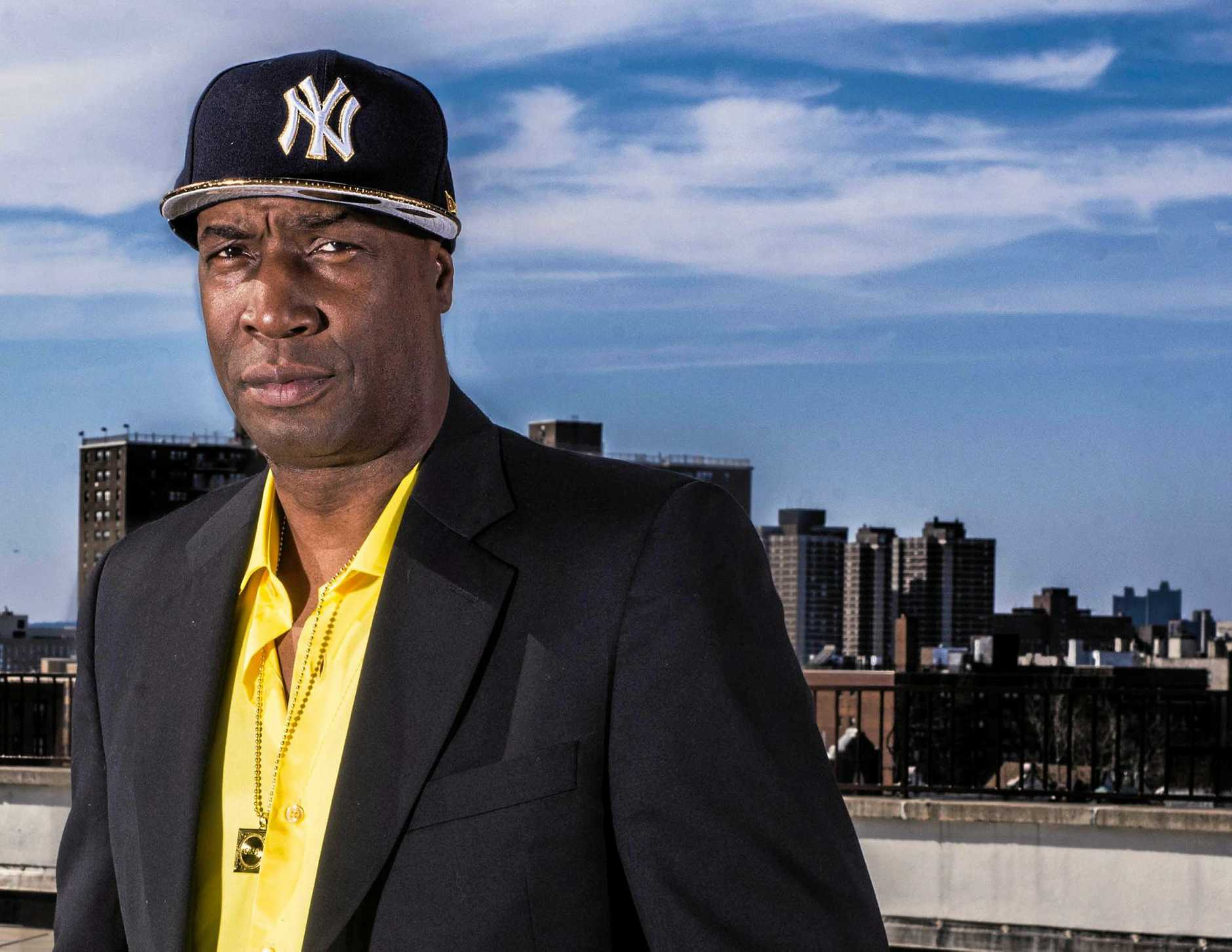 Joseph Saddler, better known as Grandmaster Flash, is a Bajan-American hip hop recording artist and DJ.