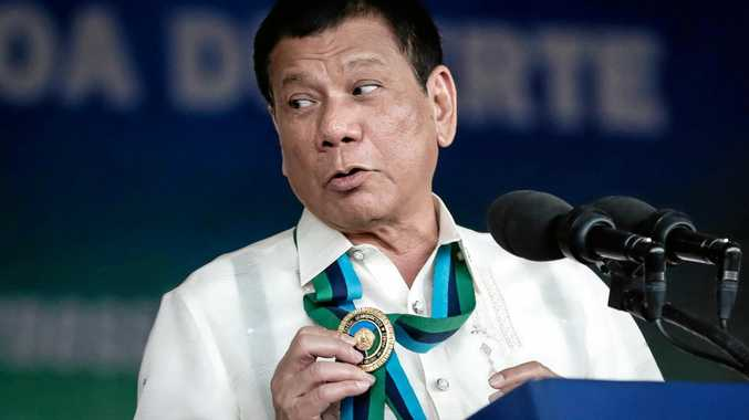 President Rodrigo Duterte has issued a deadly warning to corrupt government officials.
