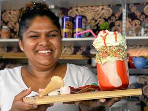 VIDEO: How the ultimate milkshake helped this cafe thrive