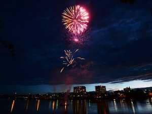 Rockhampton Fireworks
