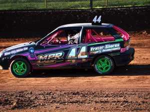 NYE: Maryborough Speedway