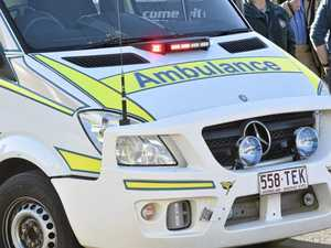 Three taken to hospital following crashes