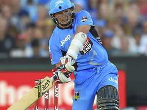 Strikers off the mark in BBL after downing Sixers