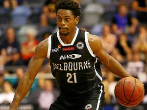 Ladder-leading 36ers humbled by Melbourne