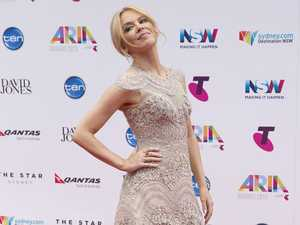 Kylie Minogue wants a quiet 2017