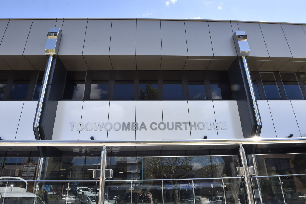 Joshua Facer appeared in the Toowoomba Magistrates Court five years after the offences occurred.