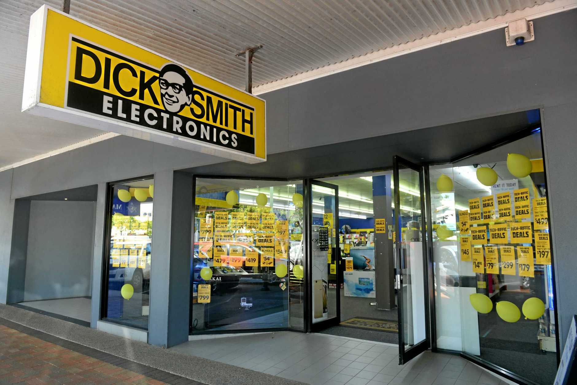 Dick Smith stores closed in 2016.
