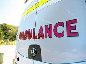 Boy critical after 15-year-old rolls ute on Highway
