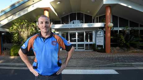 Cr Isaac Smith is looking likely to be Lismore City's next mayor. Photo Marc Stapelberg / The Northern Star