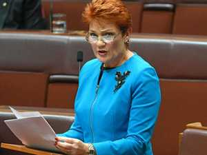 Did the LNP back Hanson into power?