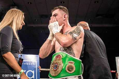 Gaige Ireland - who moved to Melbourne from Mackay 18 months ago to box professionally -  took on Shadey Souied on December 10 at Melbourne Park Function Centre. Ireland won on points, taking home the Victorian Lightweight title and cementing a spot as the 10th best boxer in Australia