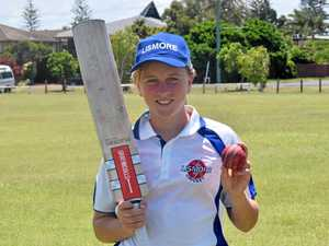 Amazing Grace Parsons can bat and bowl with the best
