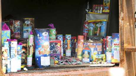 Illegal fireworks have caused concern among residents while others say the fact they're illegal is political correctness gone too far.