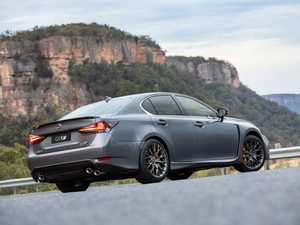 Pure V8 and proud: Lexus GS F road test and review