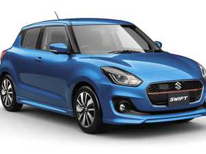 2017 Suzuki Swift revealed ahead of its Japan on-sale date