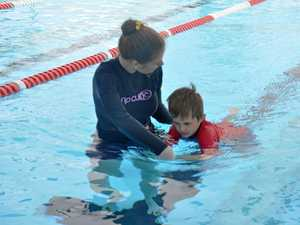 Young swimmers on fast track to water confidence