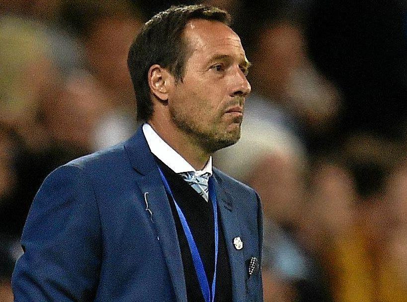 Melbourne City coach John van't Schip has resigned.