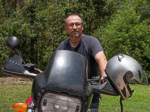 'He just slammed into me': Motorcyclists' everyday danger