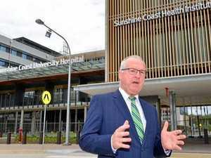 Mayor blames Feds for new hospital med school fail