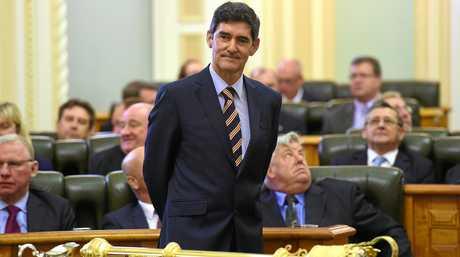 Queensland Speaker of the House, independent Nicklin MP Peter Wellington.