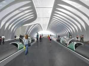 Plan to build futuristic Hyperloop rail through Toowoomba