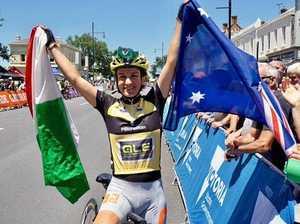 International riders claim Bay Crits