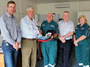 St John buys new defibrillator