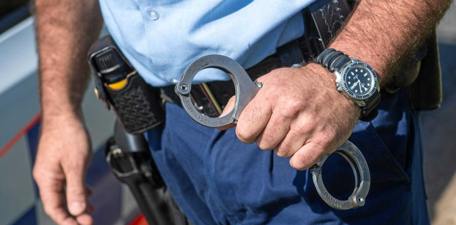 A man has been charged after an alleged stabbing in Bucasia.