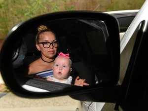 Dishonest driver snaps car mirror, leaves no note