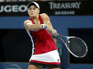 Barty ready to test herself against Kerber