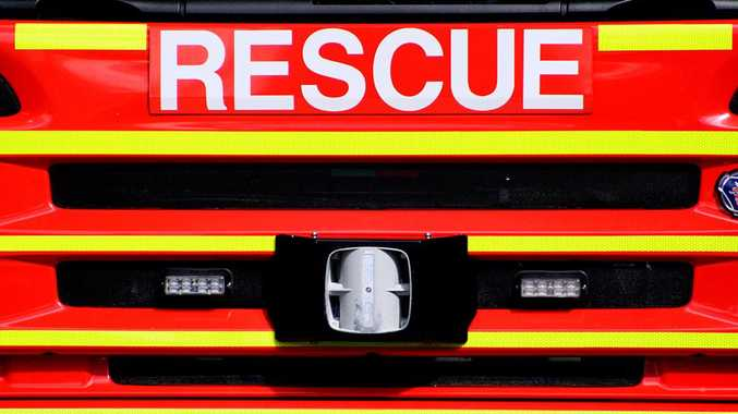 Fire crews are on their way to a grass fire in Stanthorpe.