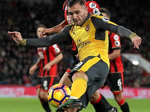 Gunners stage remarkable fightback to salvage point