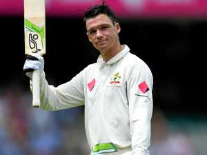 Handscomb century sends records tumbling