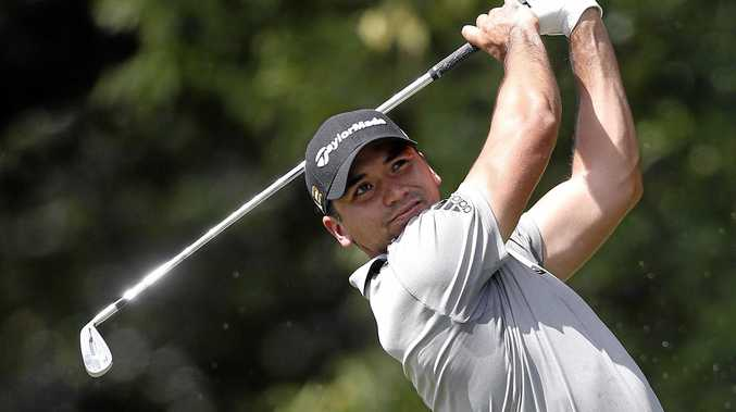 Jason Day plans to take his time when necessary in tournament play this year.